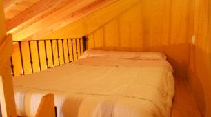 Dormitorio en altura