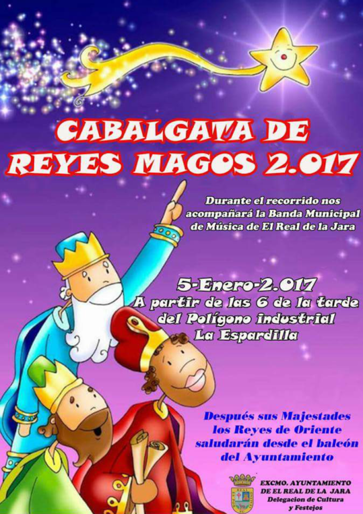 Cabalgata 2017